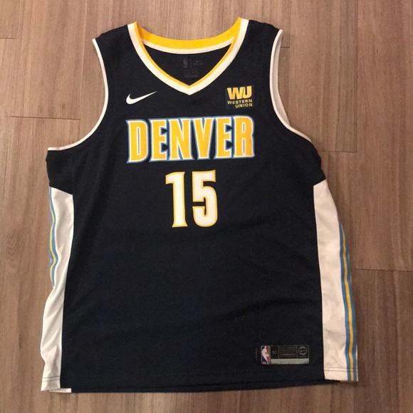 facf23697 NBA Nike Denver Nuggets Jokic Jersey. M 5ad01a1d3a112e0c390e558e
